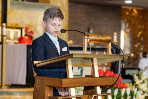 First Holy Communion / Pierwsza Komunia Święta 2021